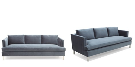 modern contemporary sofas luxury couches bloomingdale s